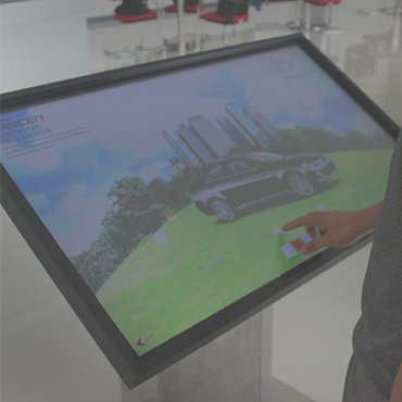 Interactive Touch Displays
